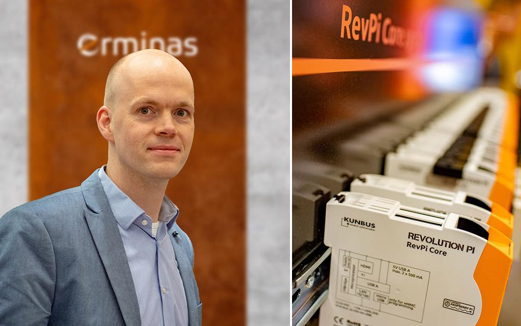 Erminas GmbH Banner