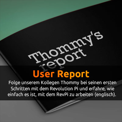 Thommy's report Button